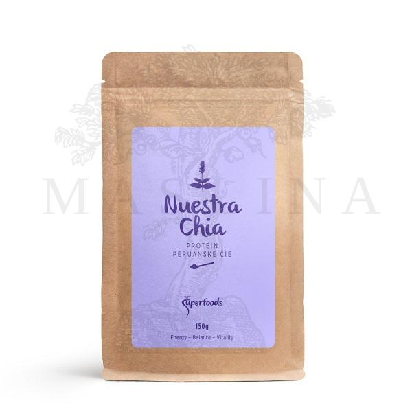 Chia protein Nuestra 150g