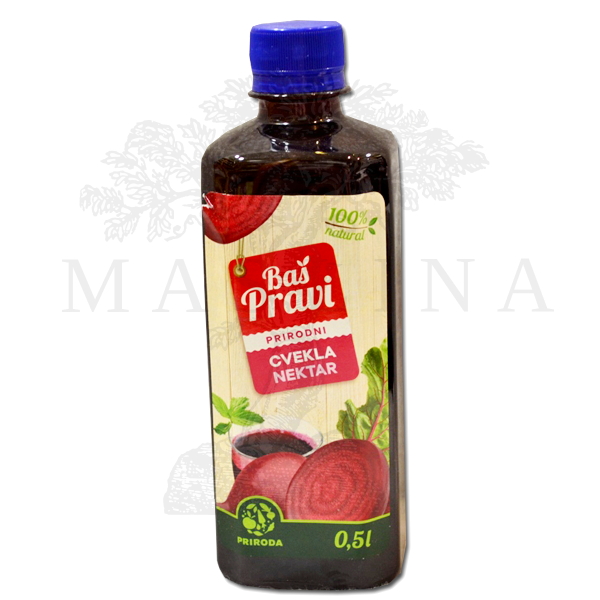 Pravi Sok od Cvekle 500ml