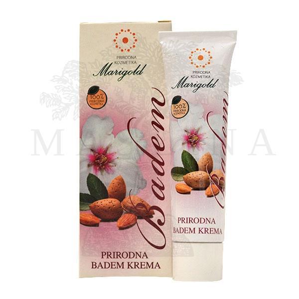 Marigold Hidratantna bademova krema 30g