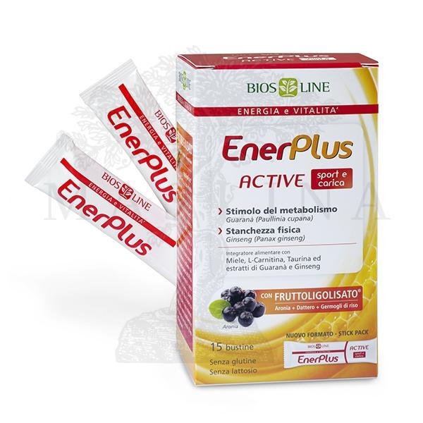 Ener Plus Active Bios Line 10ml