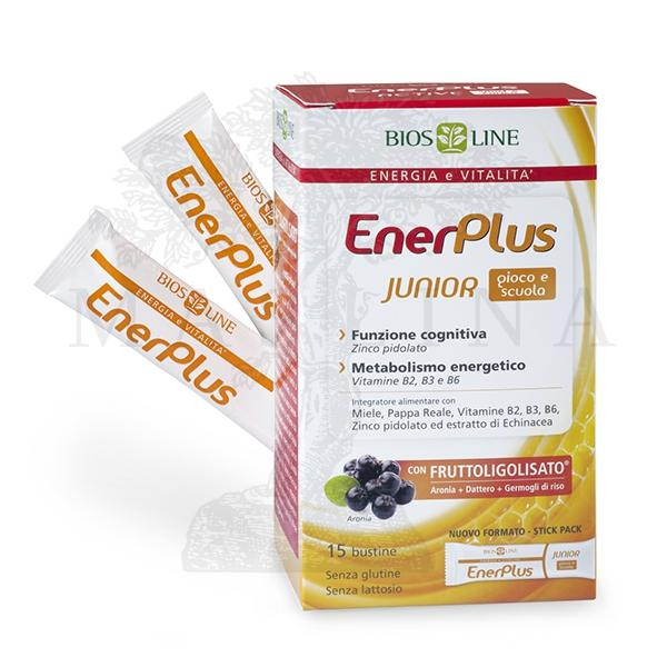 Ener Plus Junior Bios Line 10ml