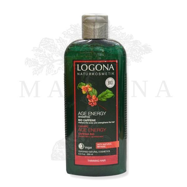 Logona šampon Age energy 250ml