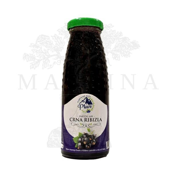Matični sok od crne ribizle  Plavo 200ml