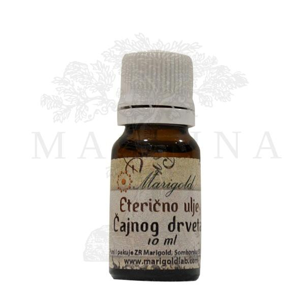 Marigold eterično ulje Čajevca (malaleuca alternifolia leaf oil) 10ml