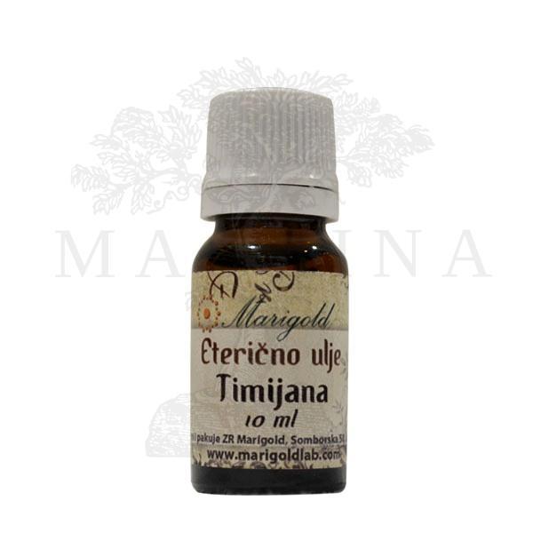 MARIGOLD eterično ulje timijana 10ml
