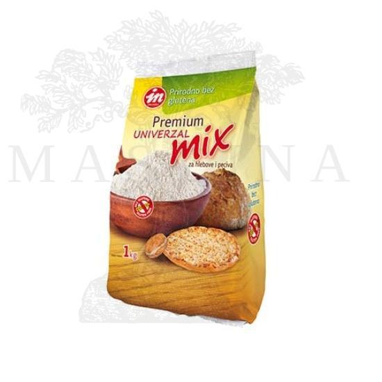Bezglutenska univerzalna mešavina Mix Premium In proizvod 1 kg