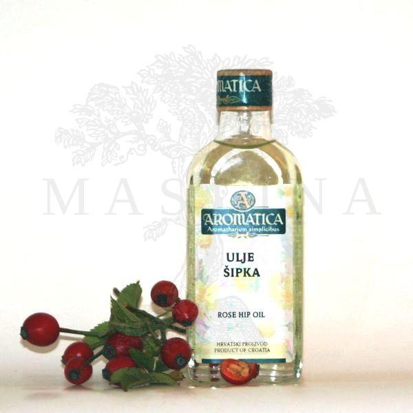 Aromatica Ulje Divlje ruže- Semena Šipka 100ml