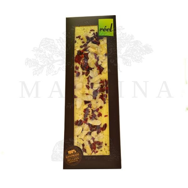 Bela čokolada Reel 115g