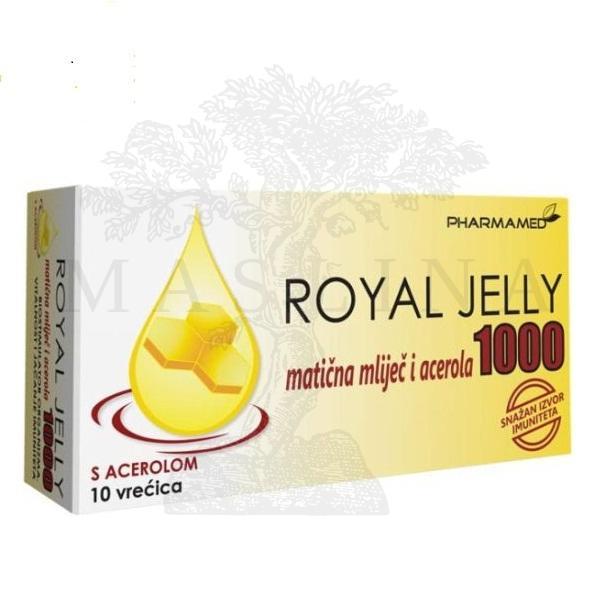 Matična mleč sa acerolom Royal Jelly kesica 6g