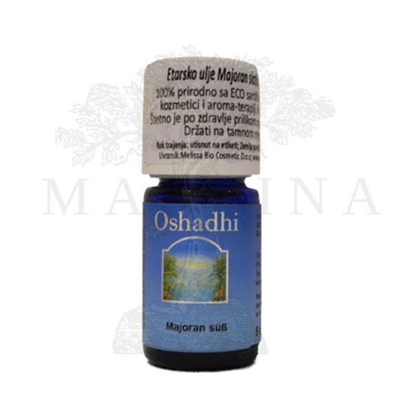 Oshadhi Eterično ulje Majoran slatki  5ml