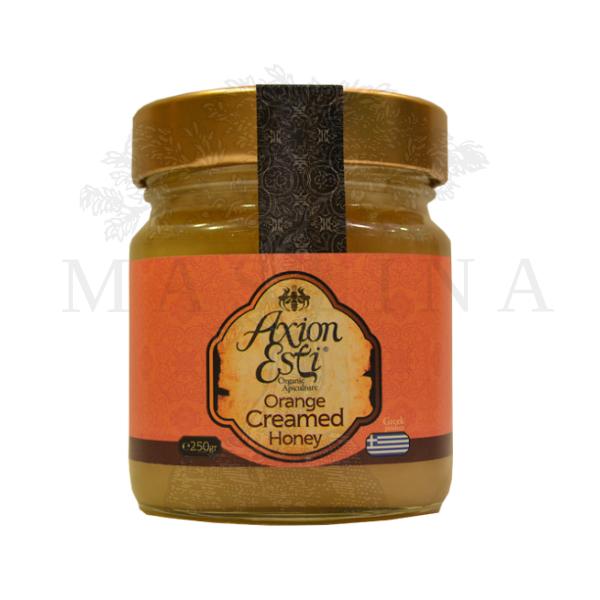 Grčki vrcani med od pomorandže 250g