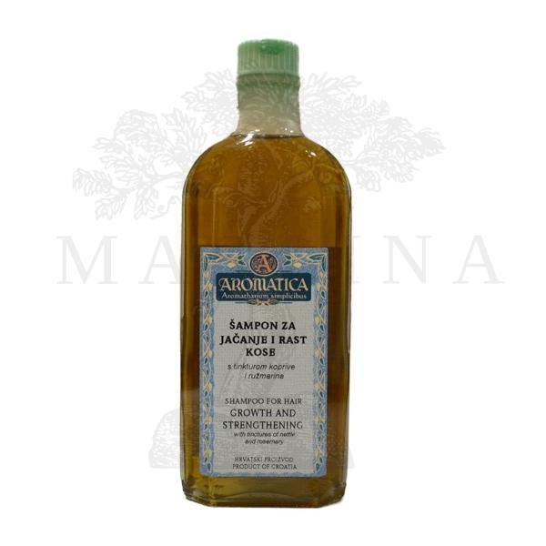 Aromatica Šampon za jačanje i rast kose 260ml