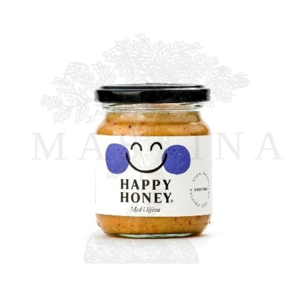 Med i šljiva Happy honey 250g
