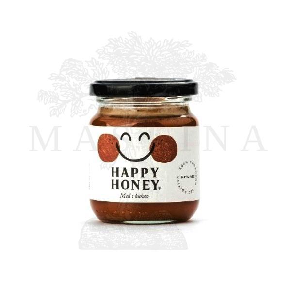 Med i kakao Happy honey 250g