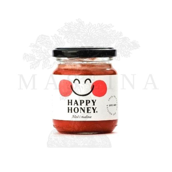 Med i malina Happy honey 250g