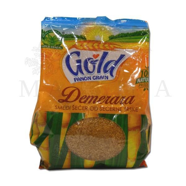 Smeđi šećer od šećerne trske Gold cereal 500g