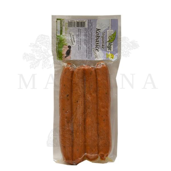 Veganske kobasice klasik Bege Vege kg