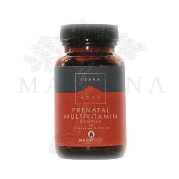 Terranova  Prenatal multivitamin - dodatak ishrani za trudnice i dojilje 50 kapsula