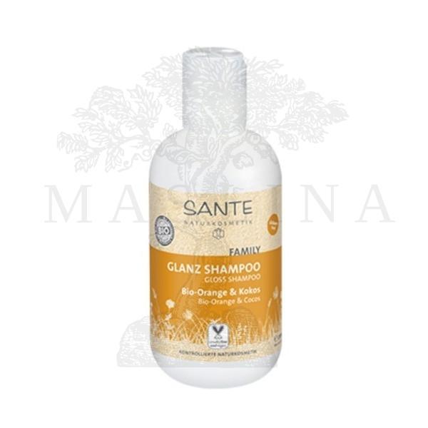 Sante Family Šampon  Organska Pomorandža i Kokos 200ml