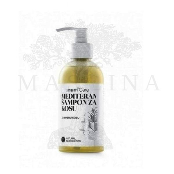 Mediteran - Šampon za masnu kosu  270ml