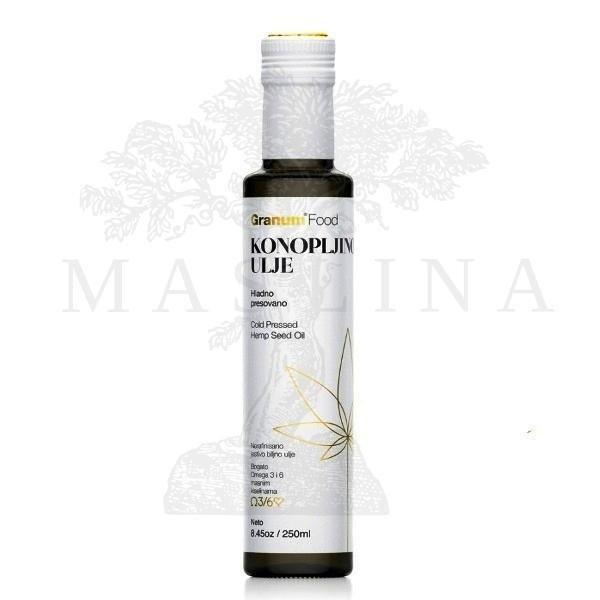 Konopljino ulje Granum 250ml