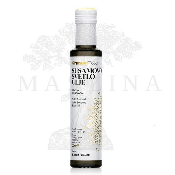 Susamovo svetlo ulje Granum food 250ml