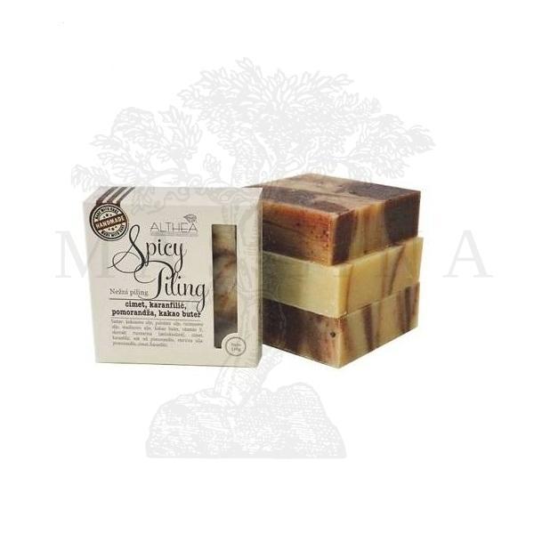 ALTHEA – Spicy piling  sapun 110g