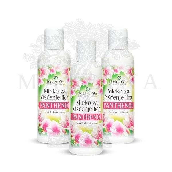 Hedera - Mleko za čišćenje lica panthenol 150ml