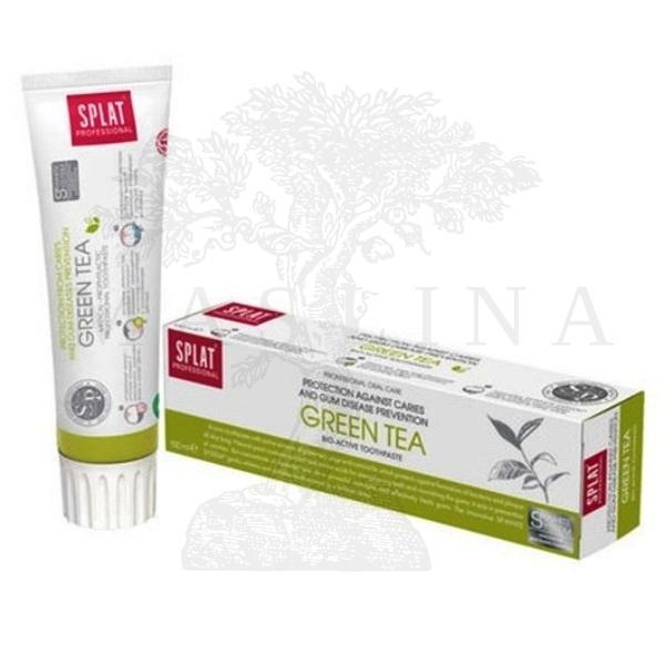 SPLAT Green tea  pasta za zube 100 ml