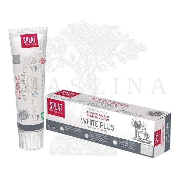 SPLAT White plus Pasta za zube 100ml