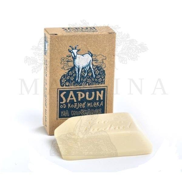 ECO PRODUCT- Sapun od kozijeg mleka za muškarce 65g