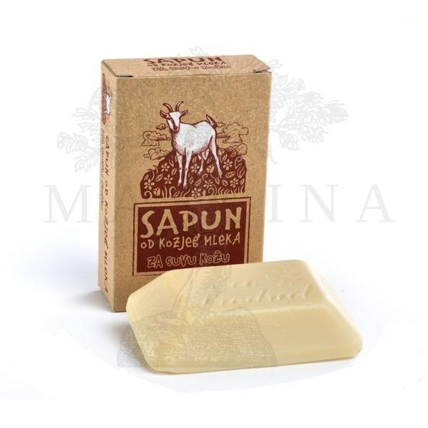 ECO PRODUCT- Sapun od kozijeg mleka za suvu kožu 65g