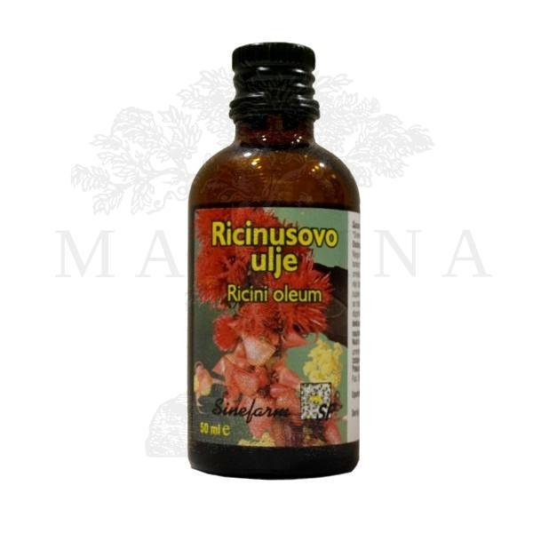 Sinefarm Ricinusovo ulje  50ml