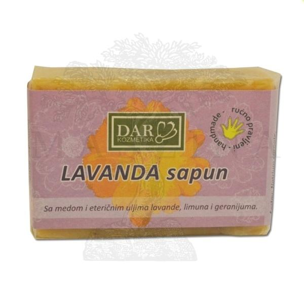 Sapun Lavanda 100 g Dar kozmetika