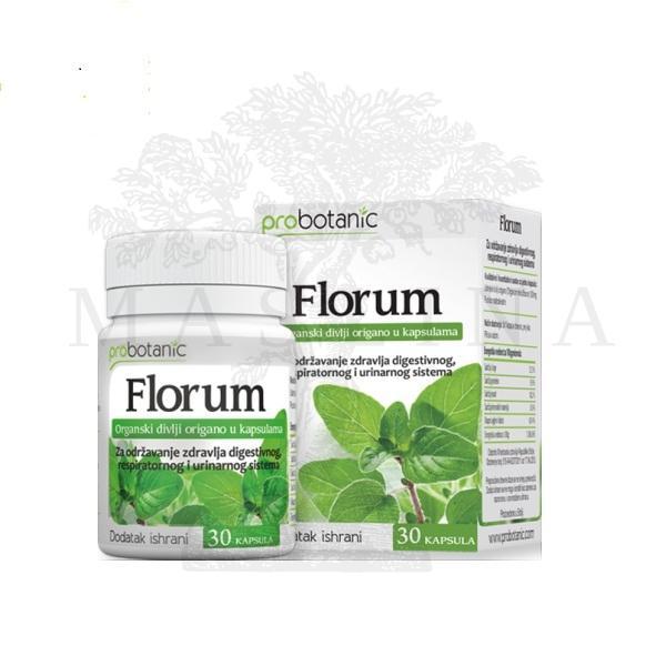 Florum organski divlji origano u kapsulama Probotanic 30 komada