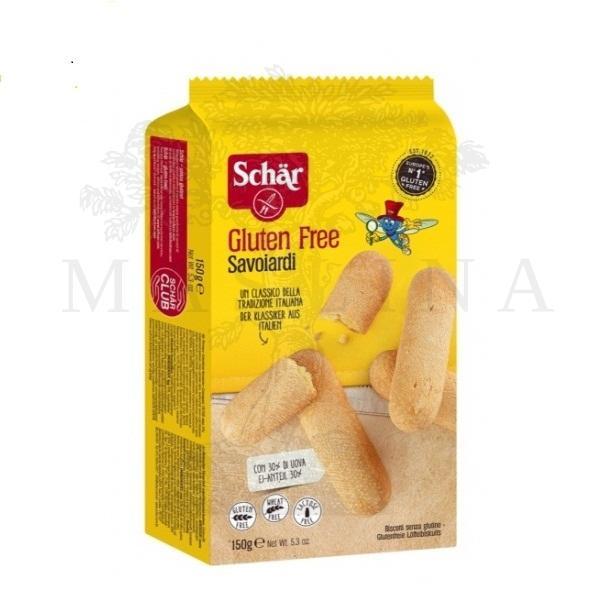 Schar Savoiardi - Piškote bez glutena 150g