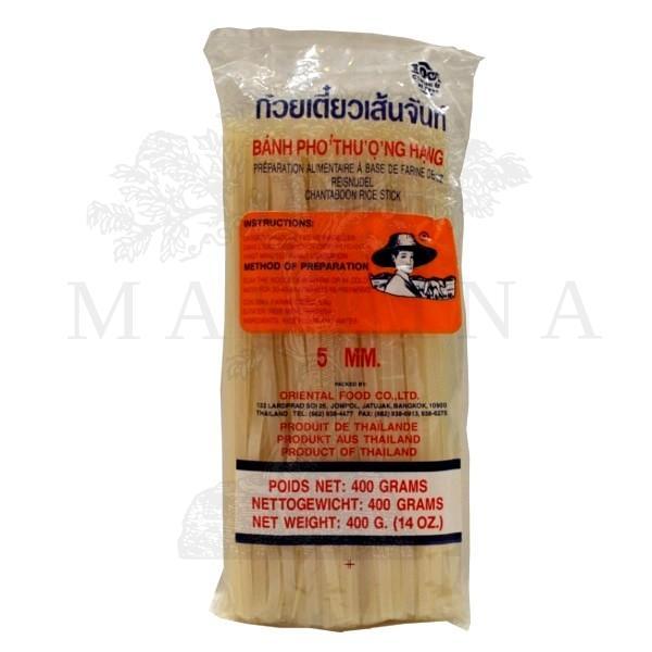 Pirinčani rezanci 5 mm 400g