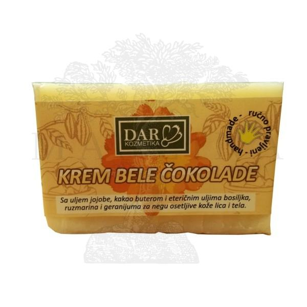 Sapun - Krem bele čokolade 100g Dar kozmetika
