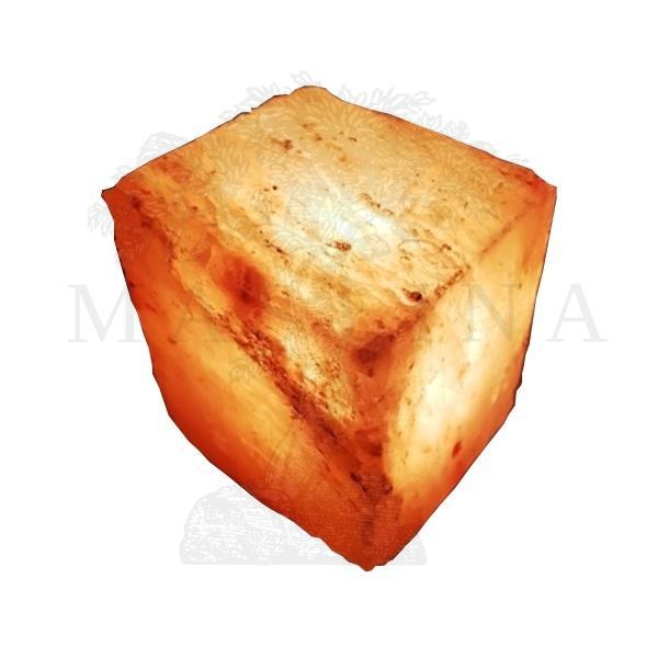 Lampa od himalajske soli - kocka od 3-4kg