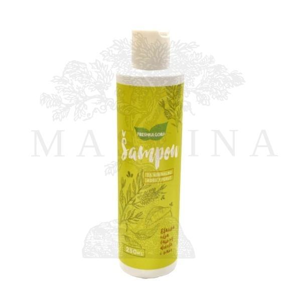 Freška Gora - Šampon za normalnu kosu protiv peruti 250ml