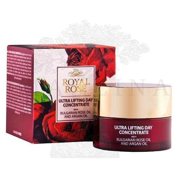 Royal Rose Ultra lifting dnevni koncentrat sa arganovim i ružinim uljem 40ml