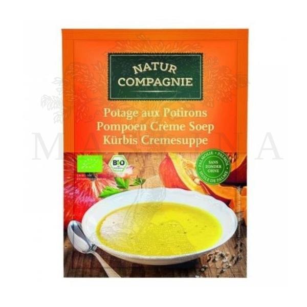 Krem supa od bundeve organic 40g