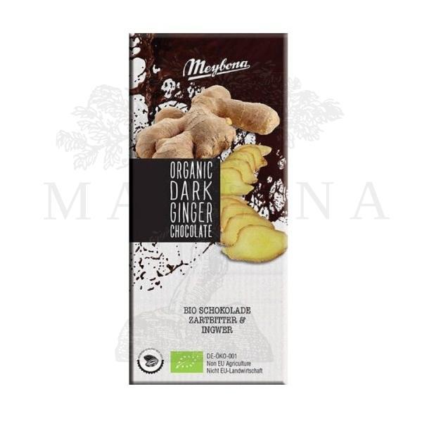 Organska čokolada sa đumbirom 100g