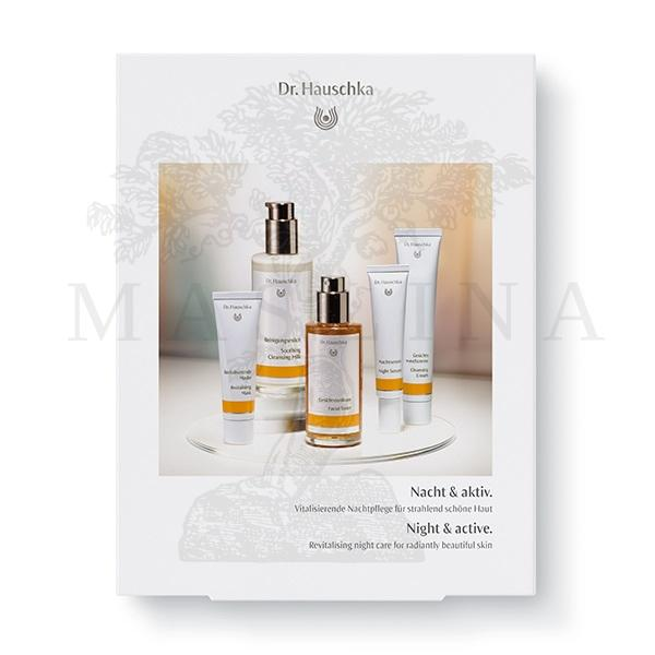Dr.Hauschka Set night&active