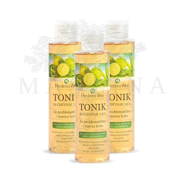 Tonik za čišćenje lica – problematičnu i masnu kožu 150ml