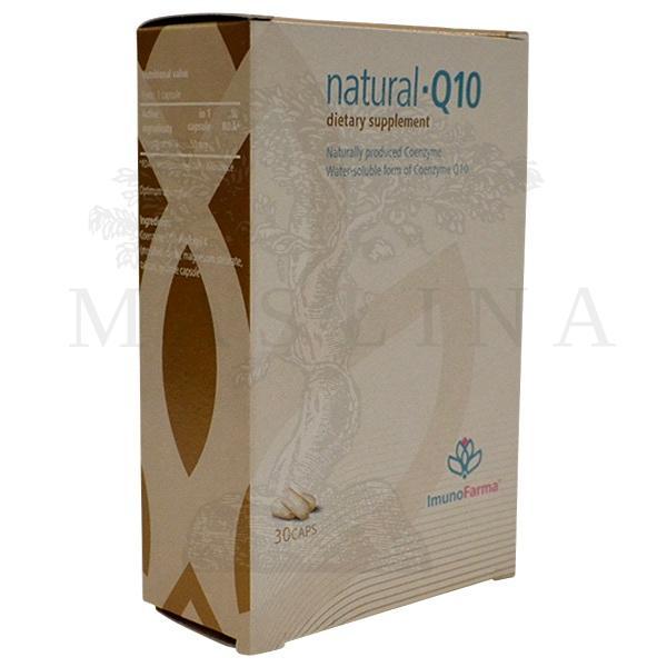 Natural Q10 30 kapsula