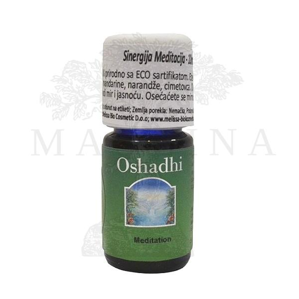 Oshadhi Sinergija eteričnih ulja Meditacija 5ml