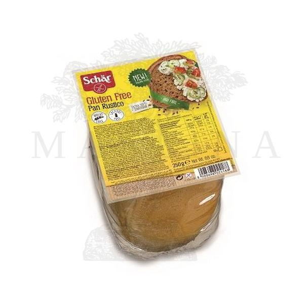 Schar Pan Rustico - hleb bez glutena 250g
