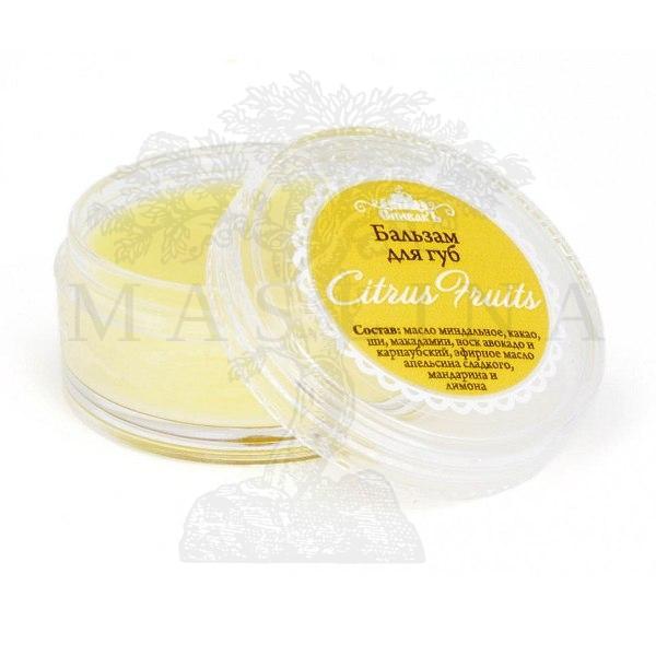 Spivak Balzam za usne Citrus fruit 15g