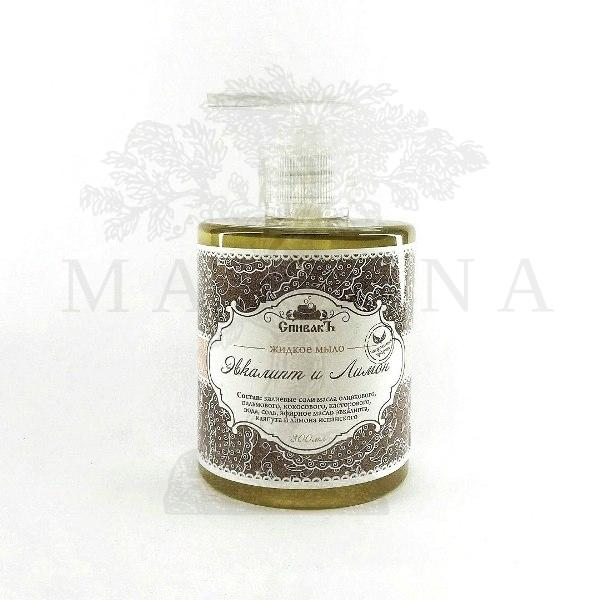 Spivak Tečni sapun Eukaliptus i Limun 300ml